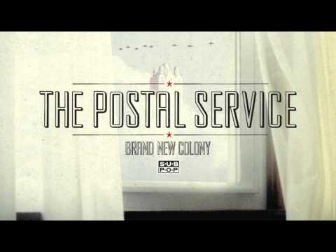 The Postal Service - Brand New Colony