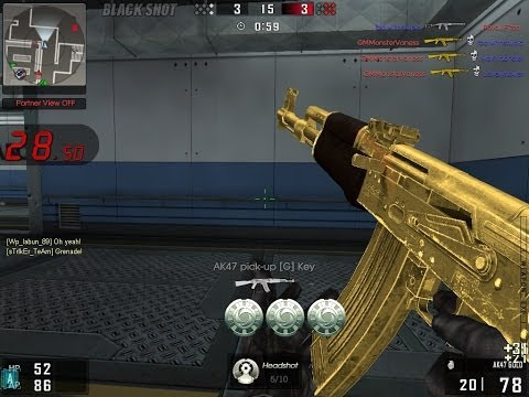BlackShot - Weapon Hack Tutorial 2014