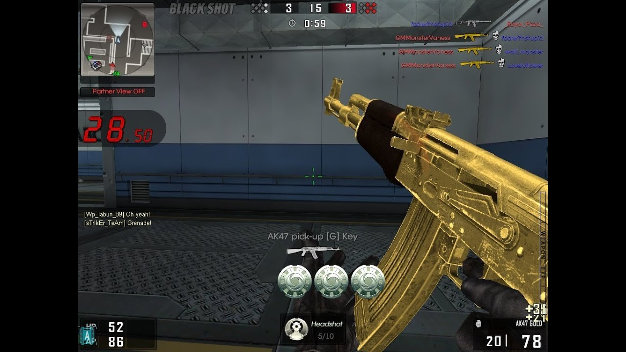 Blackshot Weapon Hack Tutorial 2014 Youtube