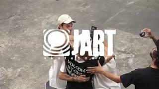 JART   How Gustavo Ribeiro won the Tampa Am 2017
