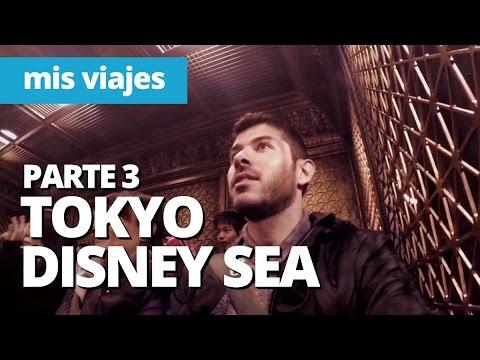 TERROR EN DISNEYLAND - Tokyo DisneySea #3/3, Japón