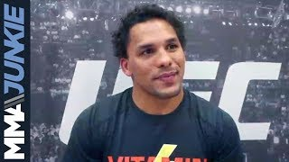 UFC Fight Night 137: Eryk Anders pre-fight interview