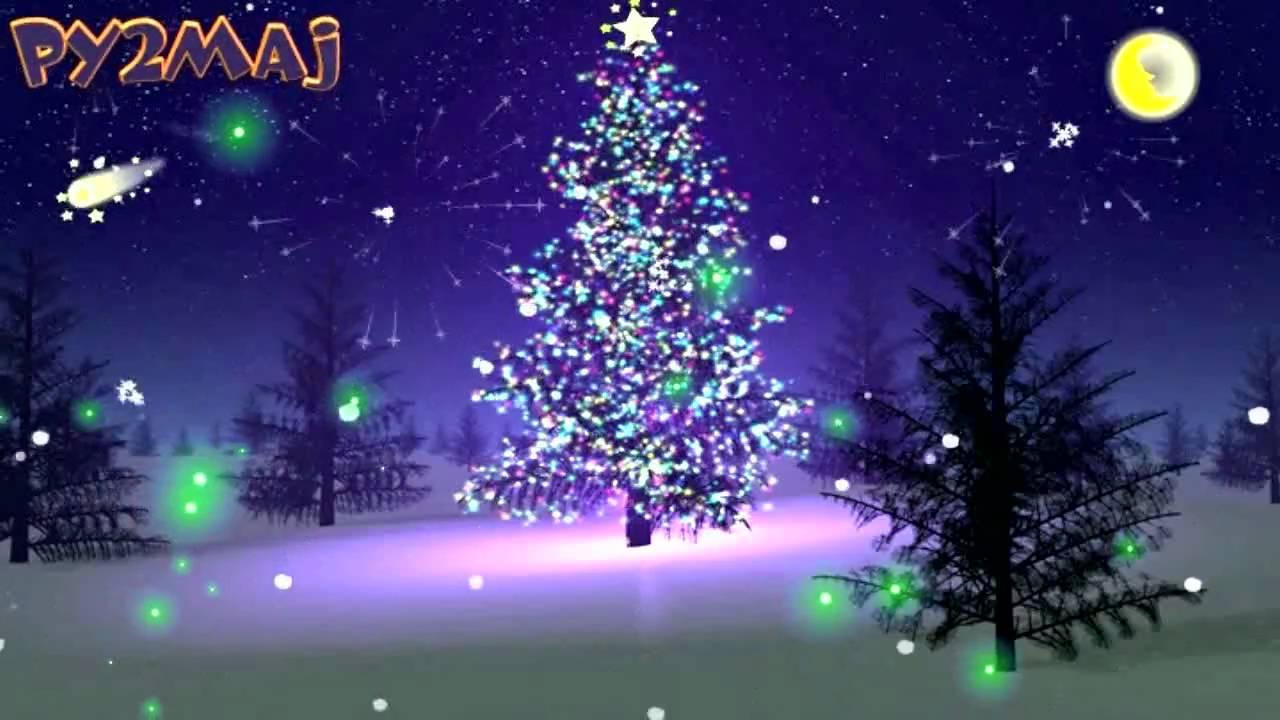Frohe weihnachten flash animation