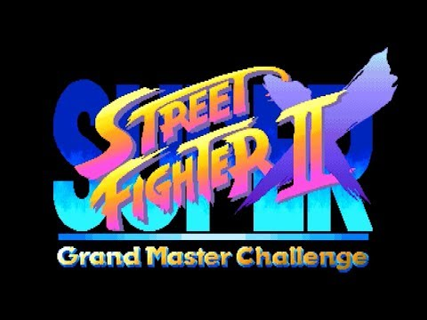 [実況] SUPER STREET FIGHTER II X [SF30th]