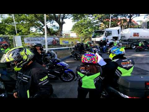 Nmax Riders Bulacan 1st Charity Ride / St. Martha Elementary School