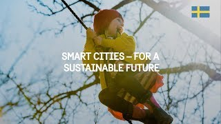Smart cities – for a sustainable future
