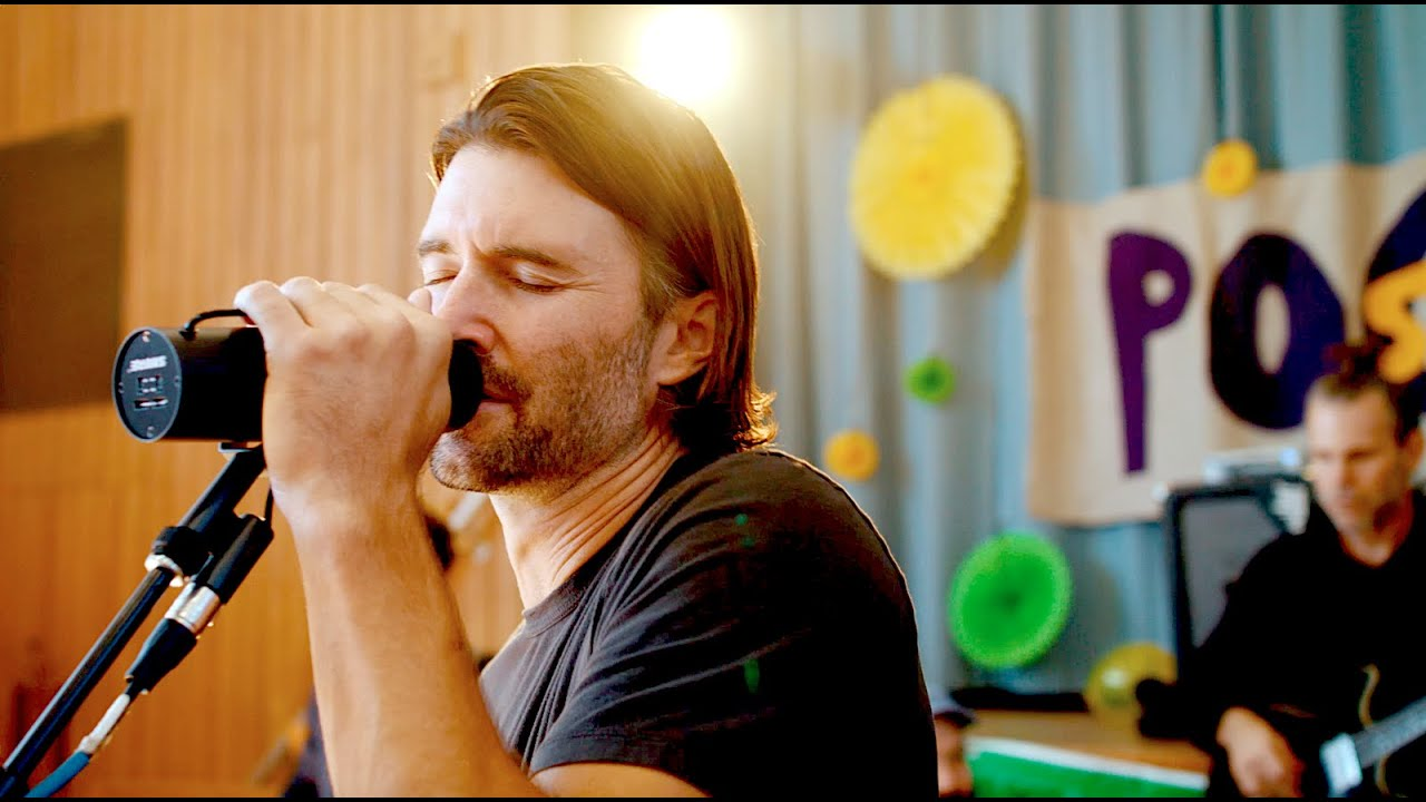 Animal - Miike Snow (Rolling Stones Style cover) ft. Brandon Jenner