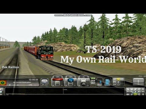 my-own-railworld:-pakistan-railways-ge-evo-in-trainsimulator-2019