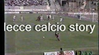Reggina-lecce 1-2 - 08/09/1996 campionato serie b 1996/'97 1.a giornata di andata