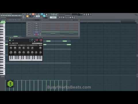 FL Studio 12 Beginner's Strategy Guide Pt.7-The Piano Roll
