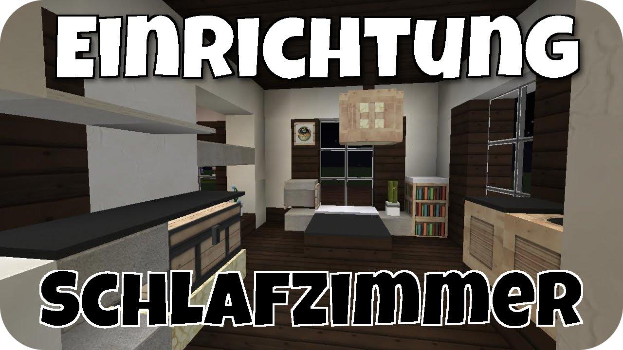 Minecraft Luxus Haus einrichten - Part 10 - Schlafzimmer | Jannis Gerzen