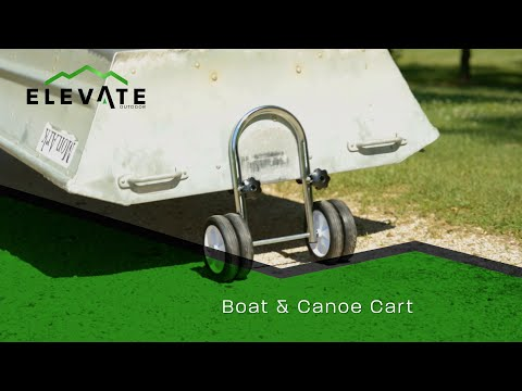 Elevate Boat & Canoe Cart