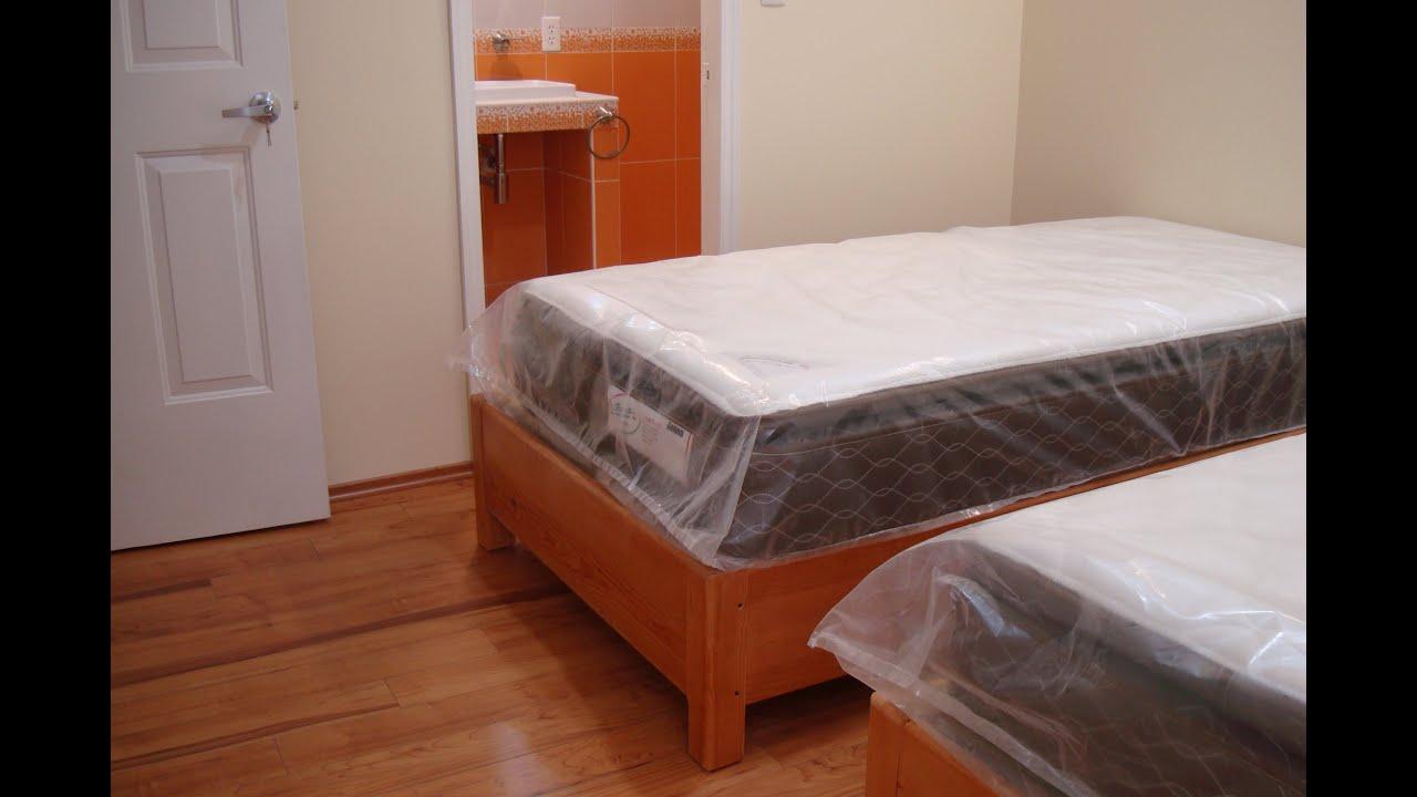 Cuartos en renta confortables para estudiantes de for Habitaciones individuales en alquiler