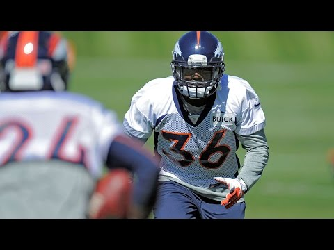 Kayvon Webster on Demaryius Thomas not at voluntary Broncos practices