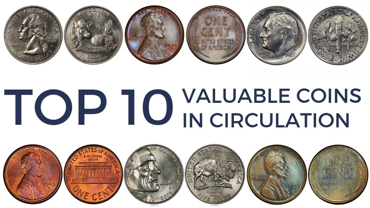 The Ultimate Guide to Finding Silver in Circulation