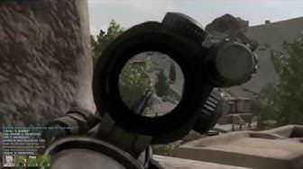 Arma 2: OA - Massive Multiplayer Battle
