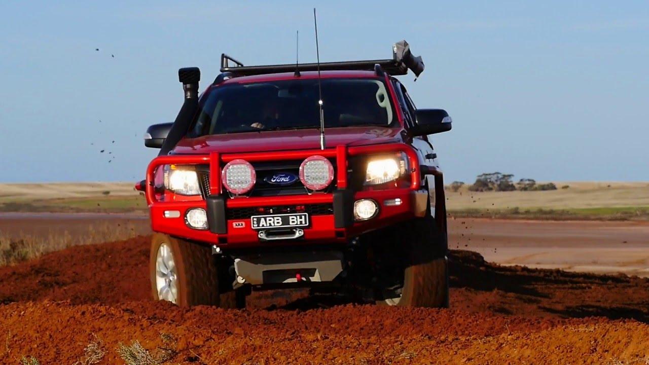 ARB Ford Ranger Wildtrack