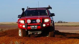 See the Ford Ranger Wildtrak with the full suite of ARB Summit prot...