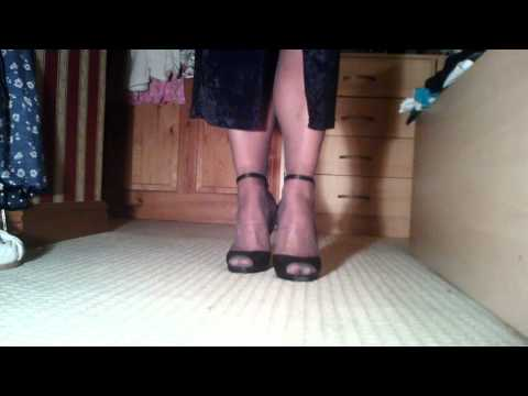 High Heels Pantyhose Erotic Legs from YouTube · Duration:  2 minutes 43 seconds