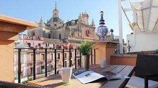 Spain Seville Apartment Salvador Terrace
