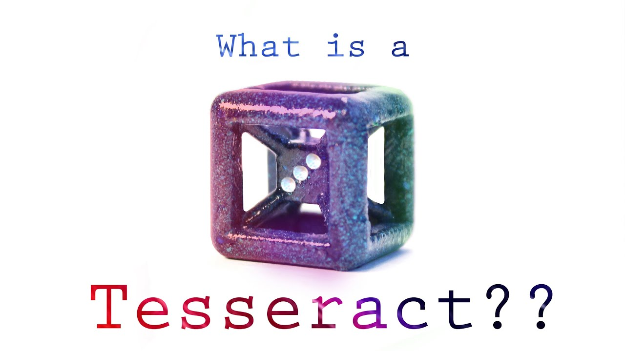 What Is A Tesseract?? Youtube
