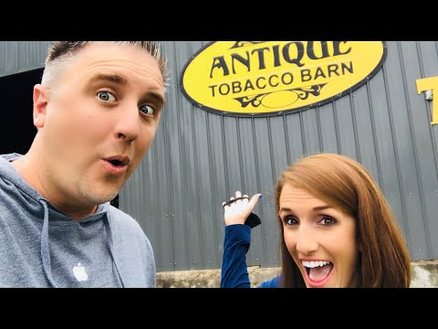 The Antique Tobacco Barn - Best Antiques You Will See in North Carolina