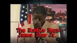 James Shaw Jr  -  The humble hero!   Waffle House