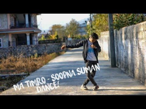 Ma Timro -  Dance Video | Swoopna suman | Nixon