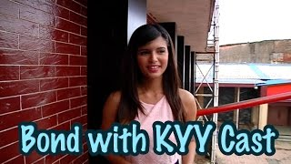 Jasmine talks about her bond with Kaisi Yeh Yaariyan cast