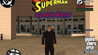 GTA san andreas: how to be superman cheat - (GTA san andreas superman cheat) - PARODY