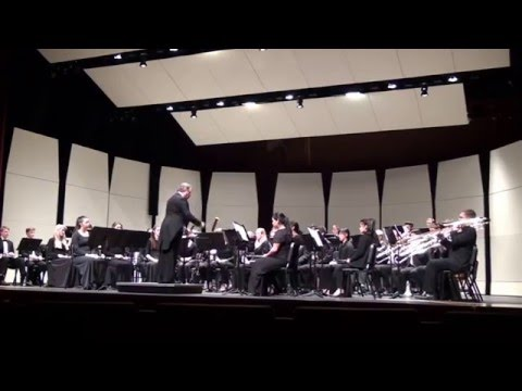 2016 Mt  Carmel HS Wind Ensemble I