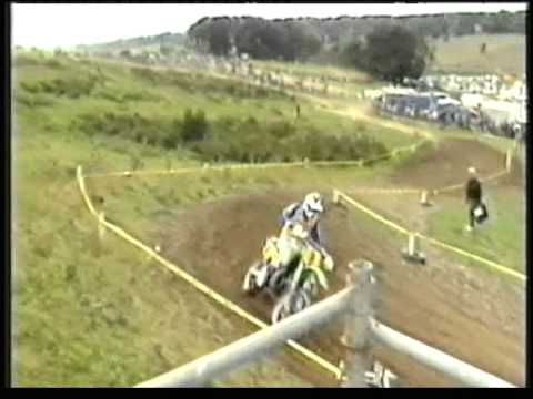 1985 British Motocross Championship Newbury