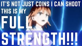 Learn Japanese with Anime - It's Not Just Coins I Can Shoot! This Is My Full Strength!!!