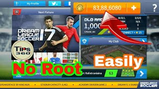 How To get Unlimited Coin Dream League Soccer 2017