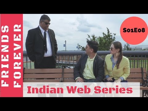 Friends forever Indian Web Series 2017 So1E08  Paaji Wants Lena  Twisted Comedy