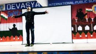 Yeh Kaali Kaali Aankhen Performance By Rutvik Ramanuj - MJ Style