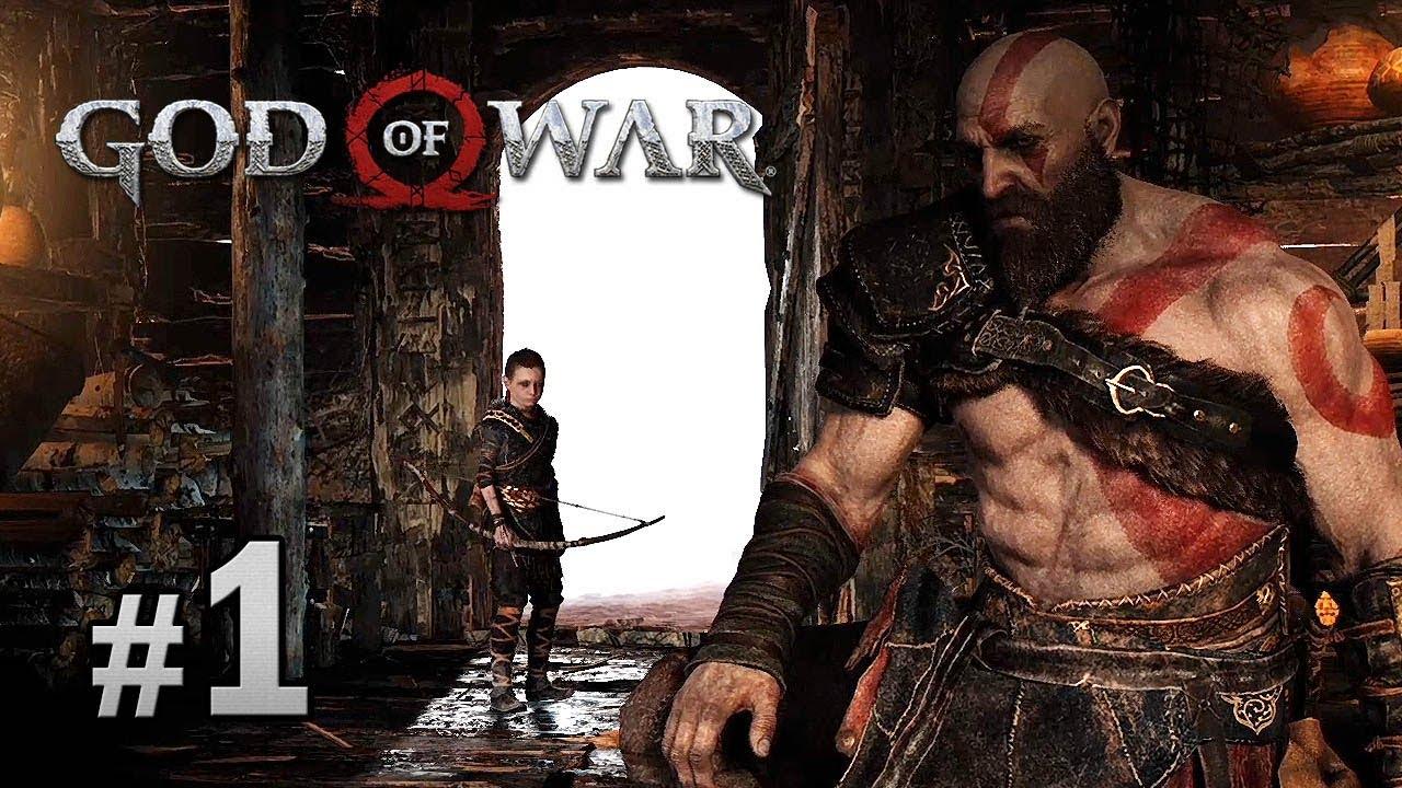 #1 漫長旅途展開   God Of War 戰神中文版 [ PS4 Pro 60 FPS ] - YouTube