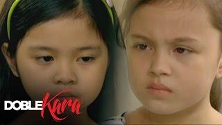 Doble Kara: Hannah tells Becca to leave