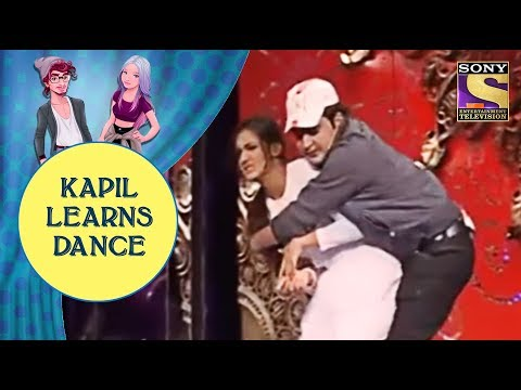 Kapil Learns Dance From Mukti - Jodi Kamaal Ki