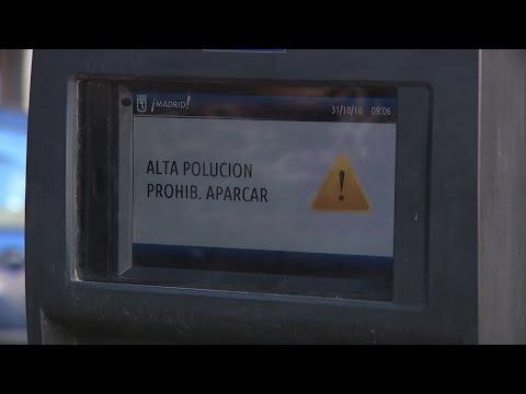 Madrid reactivará la restricción de aparcar en zona SER