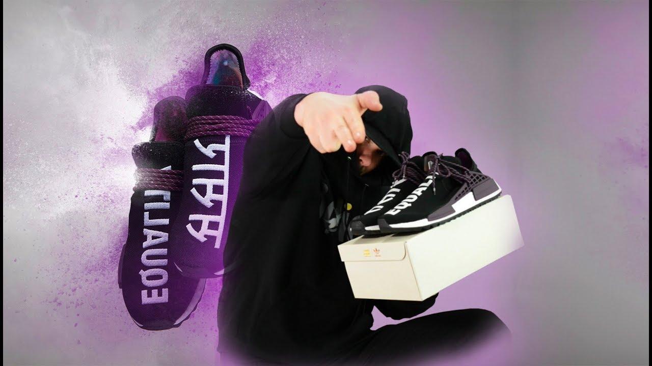 best sneakers 90276 e1db6 ADIDAS NMD HU TRAIL HOLI