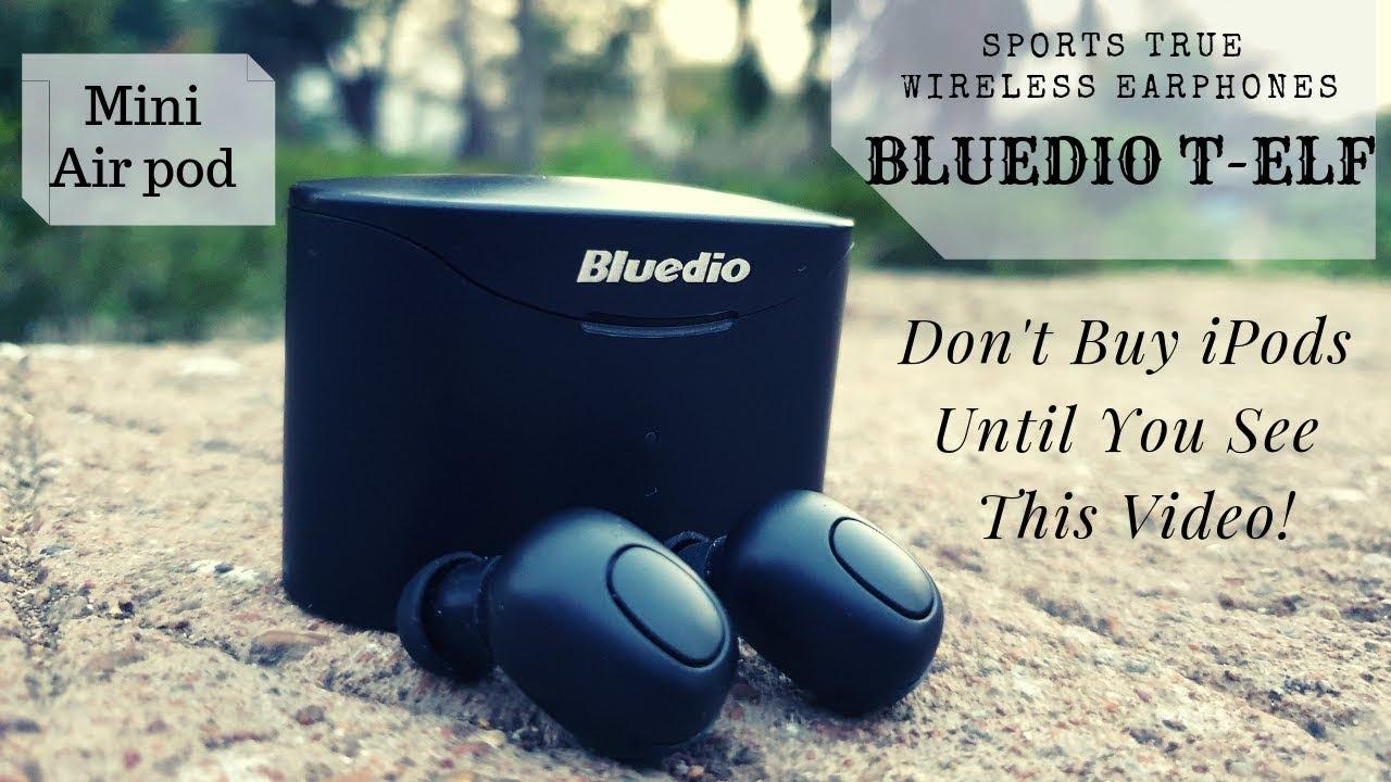 c9d30a8f1d6 Bluedio T-ELF Mini Air pod Unboxing & Review | Best Budget Sports True  Wireless Earphone