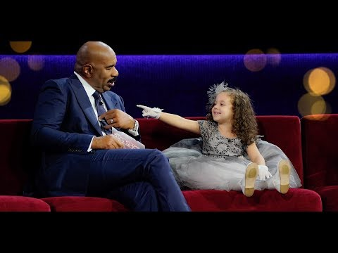 Sophie on LITTLE BIG SHOTS! - Behind the Scenes