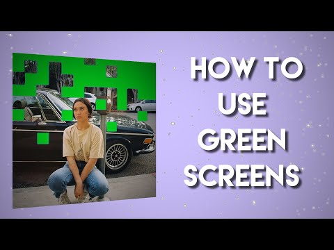 HOW TO USE GREEN SCREENS IN VIDEO STAR