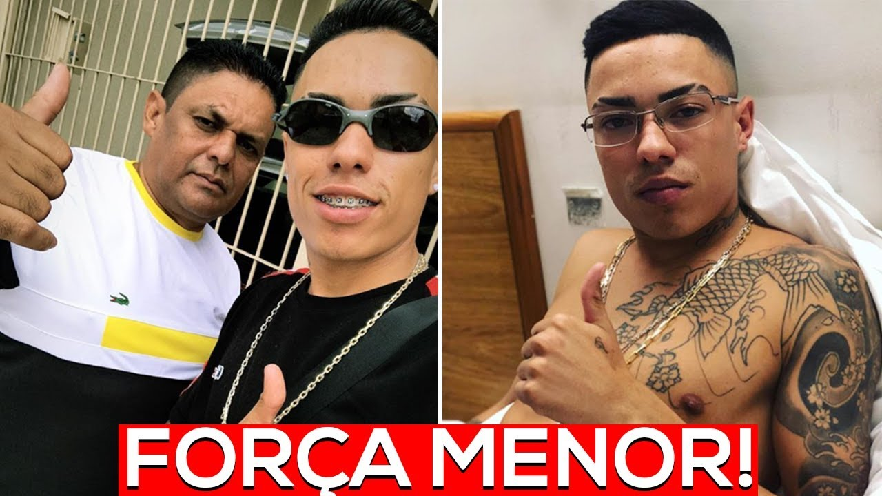 Morre Pai De Mc Menor Mr Youtube