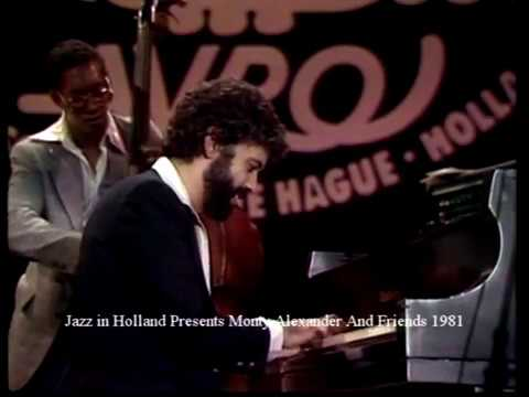 Monty Alexander And Friends in concert 1981