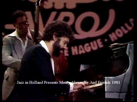 Monty Alexander And Friends in concert 1981