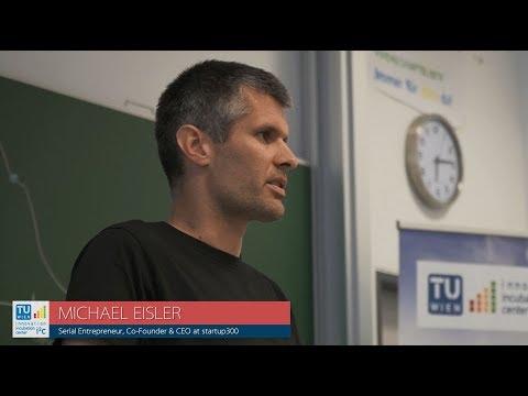 i²c Founder & Investor Talk with Michael Eisler