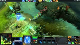 Learning with Lumi: Dendi