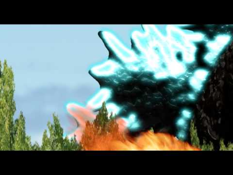 Adobe After Effects   Heat Beam Test - HD